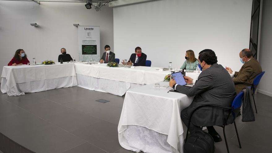 """""""El campus de Formación Profesional nos dará más futuro"""""""