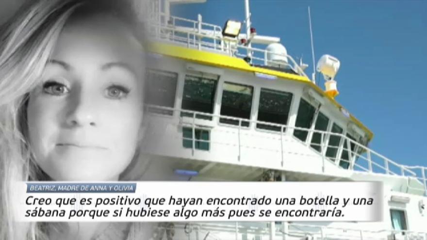 La madre de las niñas de Tenerife se agarró a la esperanza como mecanismo de defensa para mantenerse fuerte
