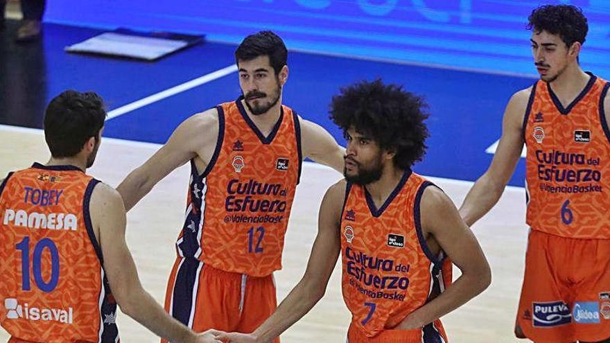 Horario y dónde ver el Panathinaikos - Valencia Basket