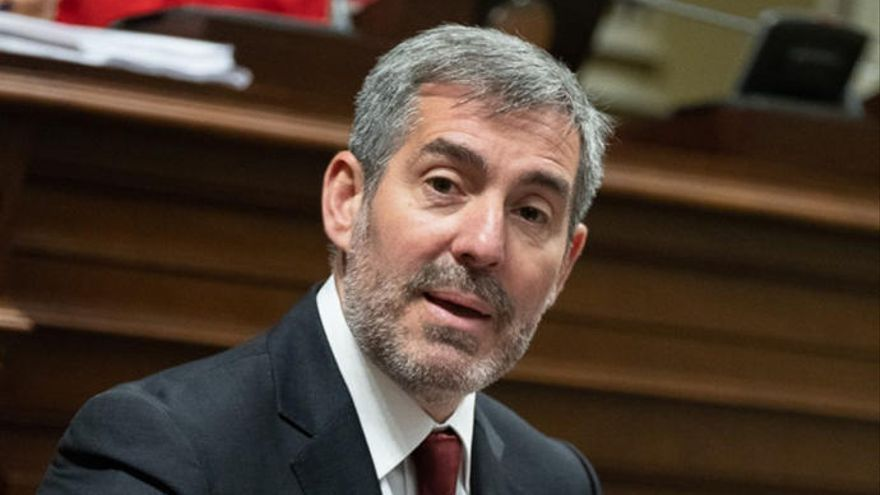 Clavijo reclama equiparar las pensiones no contributivas al salario mínimo