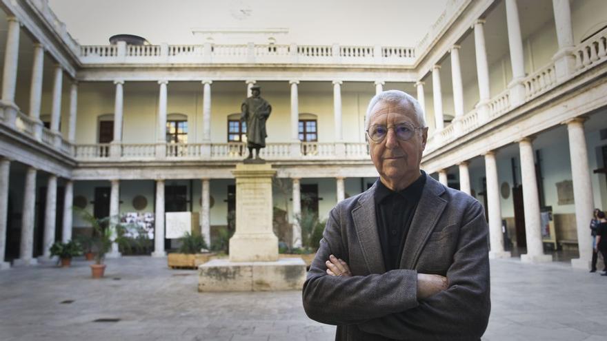 Fallece a los 85 años el crítico de arte Tomás Llorens