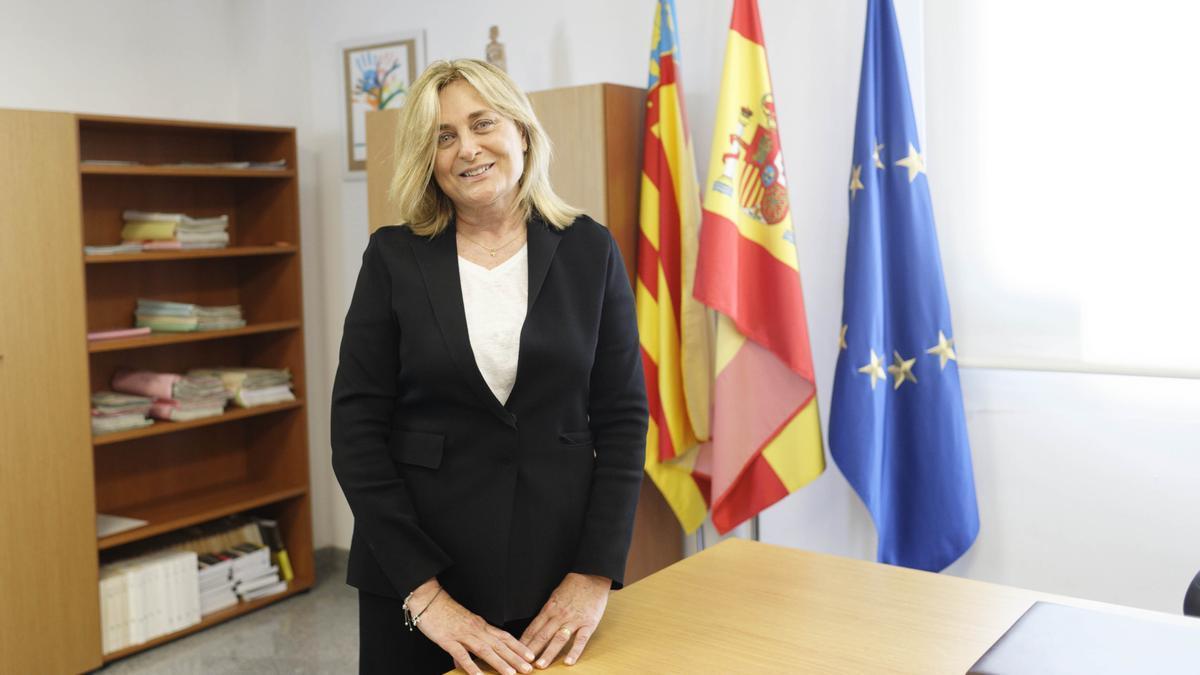 María Díaz Berbel, elegida nueva fiscal jefa de Castellón.