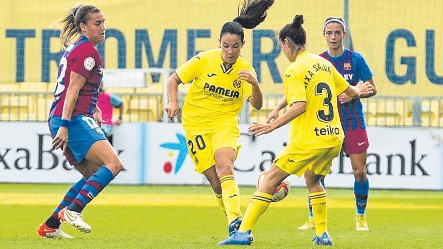 El Villarreal femenino busca resarcirse de los dos tropiezos seguidos