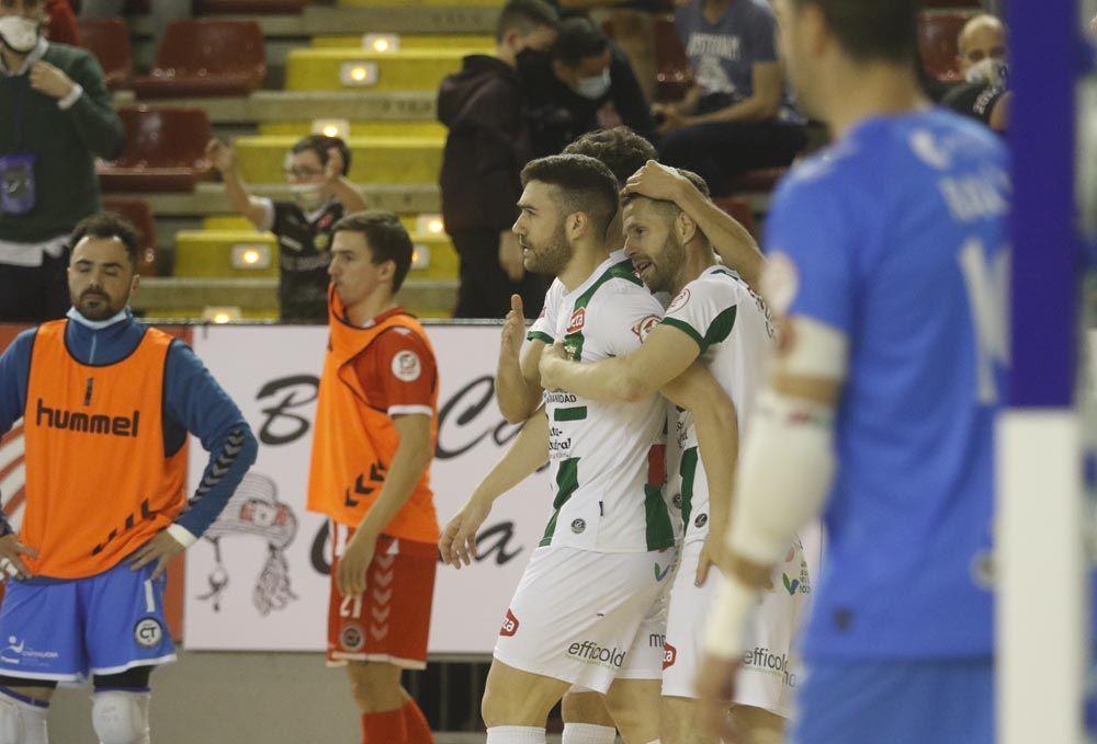 El Córdoba Futsal golea al Cartagena