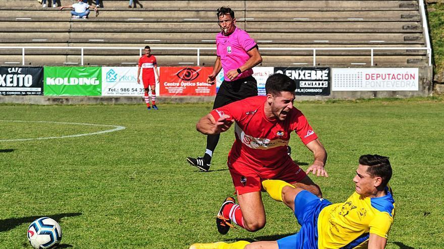 El Gran Peña asalta Burgáns (0-2)