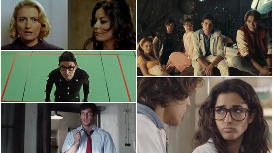 Las mejores películas de Javier Ruiz Caldera, director del anuncio de la Lotería de Navidad