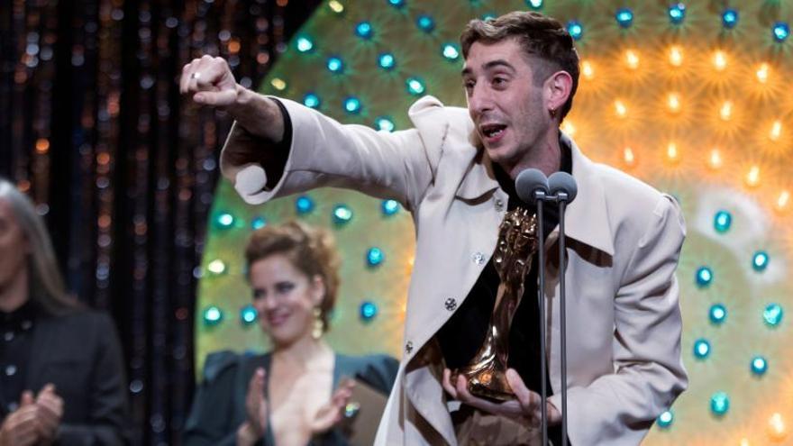 El baix-empordanès Enric Auquer, millor actor secundari als Premis Gaudí
