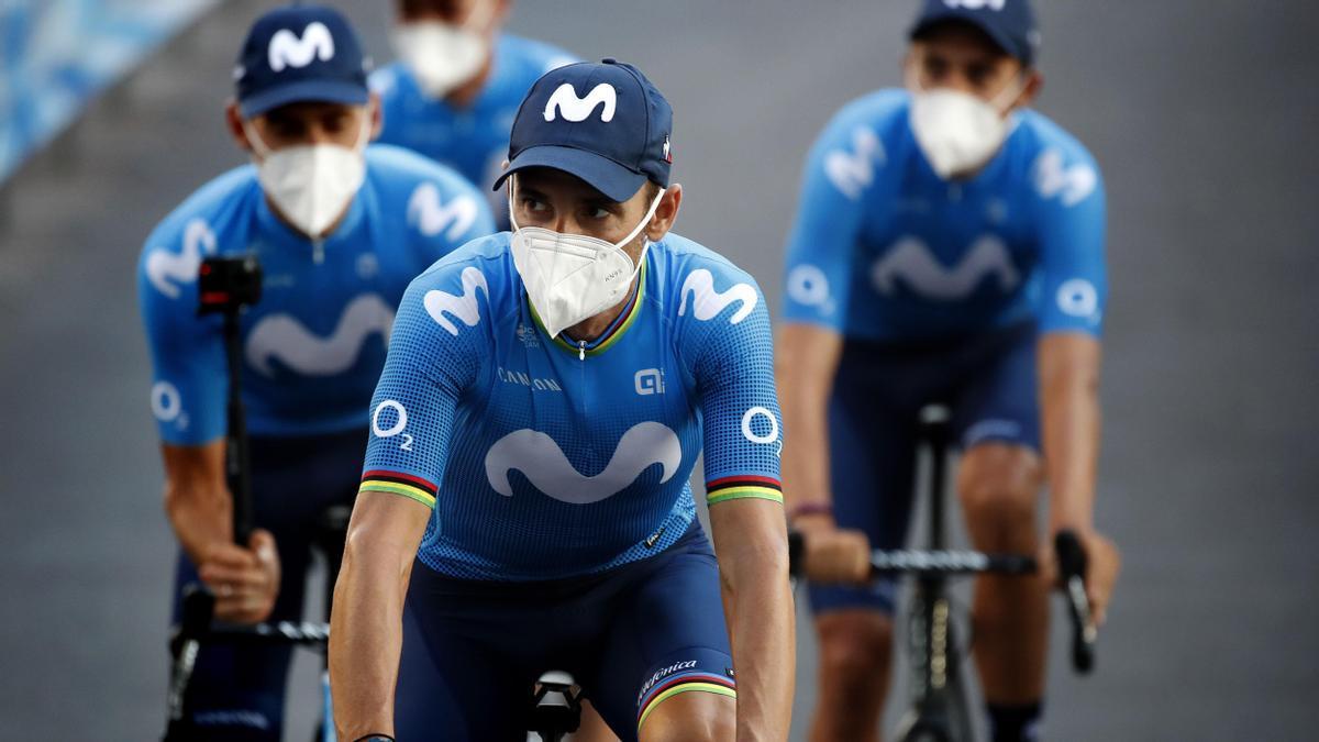 Corredores españoles a seguir en el próximo Tour de Francia 2021.