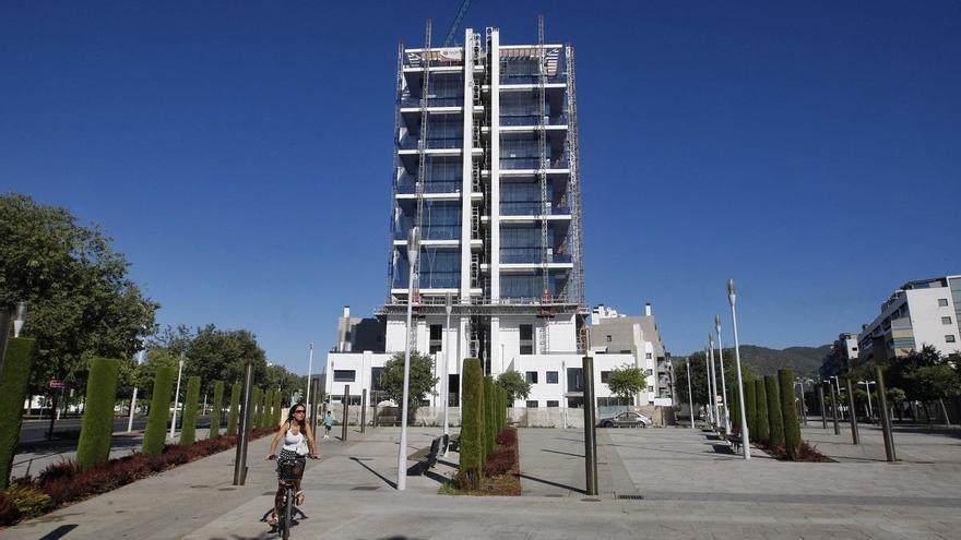 La obra de la Torre del Agua y su paralización llegará a la Fiscalía