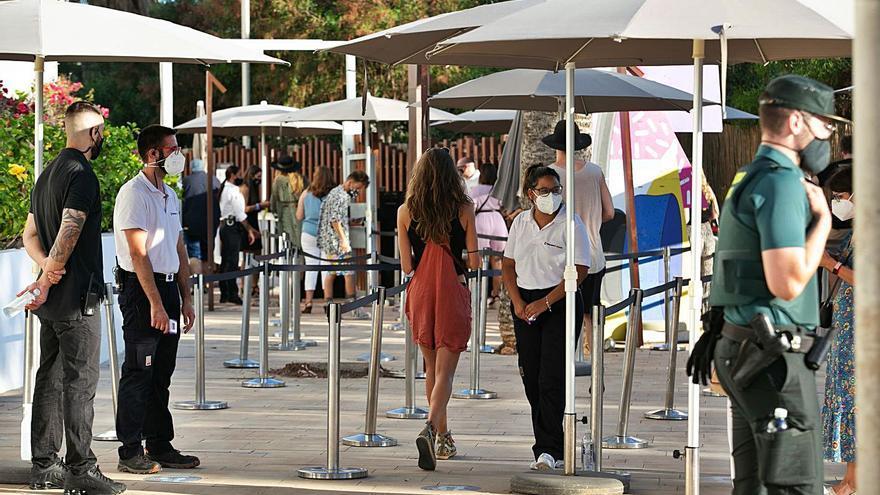 Salud no ve viable la reapertura del ocio nocturno en Ibiza