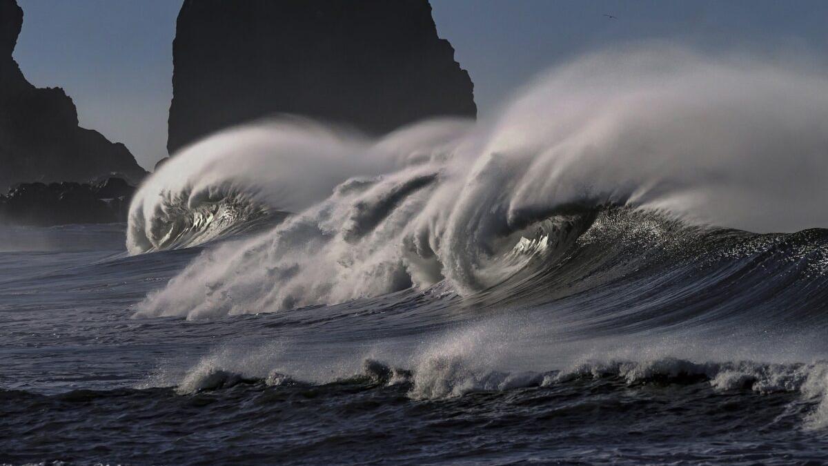 El cambio climático provoca olas de mayor altura