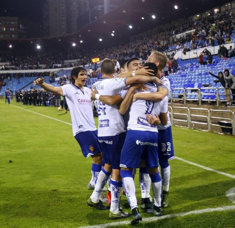 Fotogalería del Real Zaragoza-Tenerife