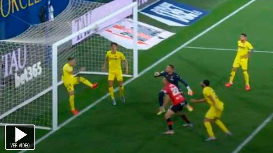 Vea aquí el vídeo del resumen del partido entre Villarreal-Mallorca