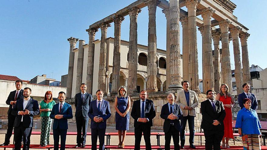 Las ciudades patrimonio piden dinero europeo para el turismo