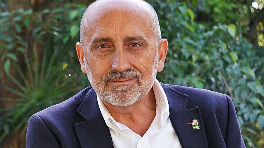 Luis Ángel Hierro, el tercero en liza en las primarias del PSOE-A