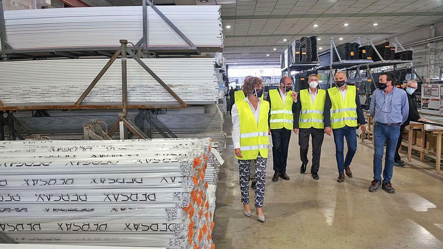La industria de la persiana se reivindica como sector estratégico de la Comunidad Valenciana