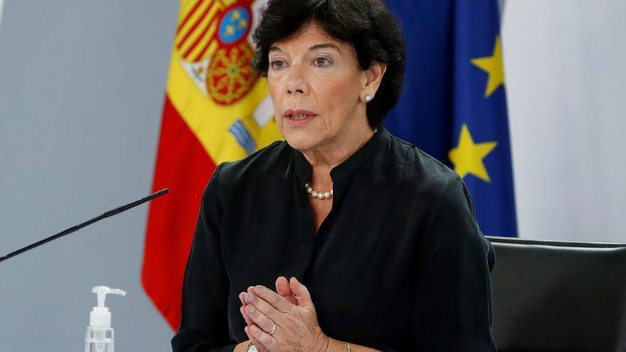 La ministra Celaá recurrirá el pin parental de Murcia si Campuzano lo implanta el próximo curso