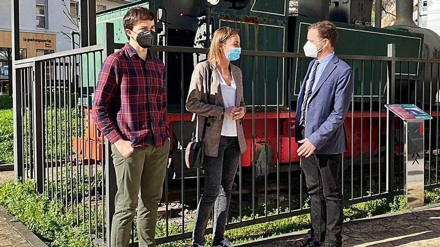 La Universidad organiza un concurso de ideas para desarrollar un tren turístico