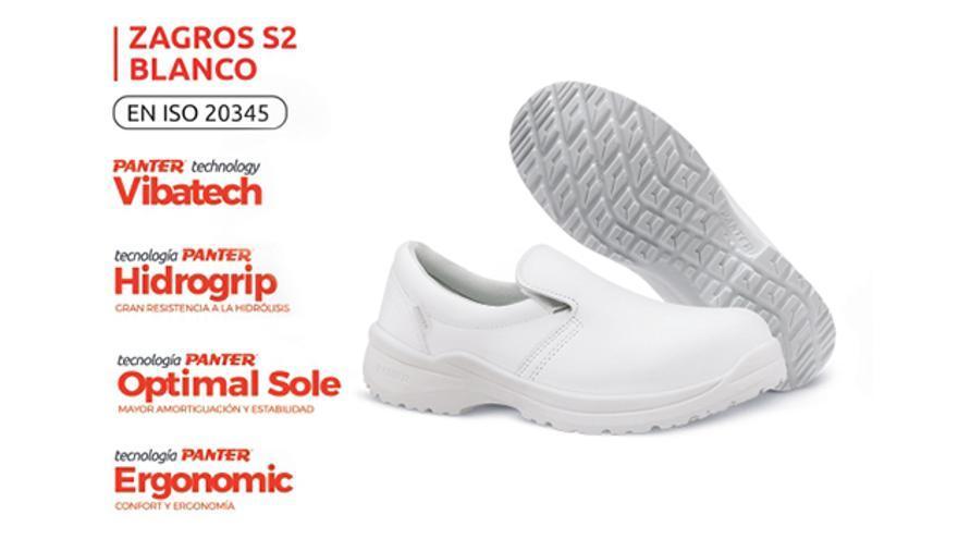 Panter® Vibatech, la única tecnología de calzado que acelera la desaparición del covid-19 en solo 6 horas