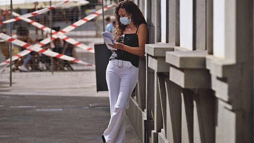 El curso escolar arranca en Canarias  sin apenas contagios de covid-19