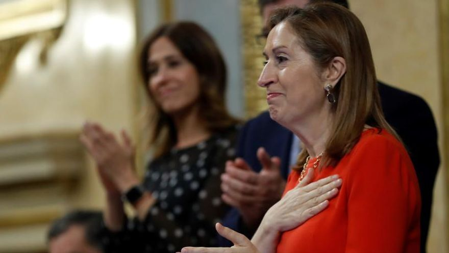Ana Pastor anuncia que se ha recuperado del coronavirus