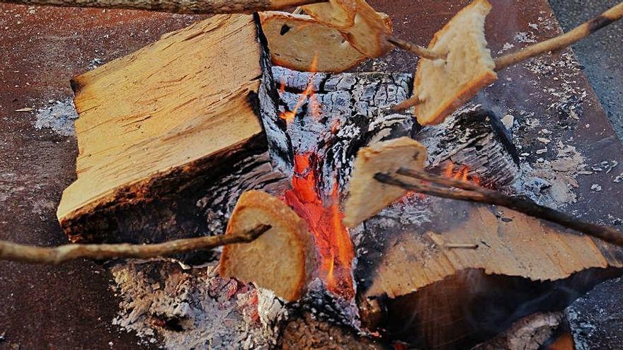 Borredà suspèn la tradicional festa de la matança del porc