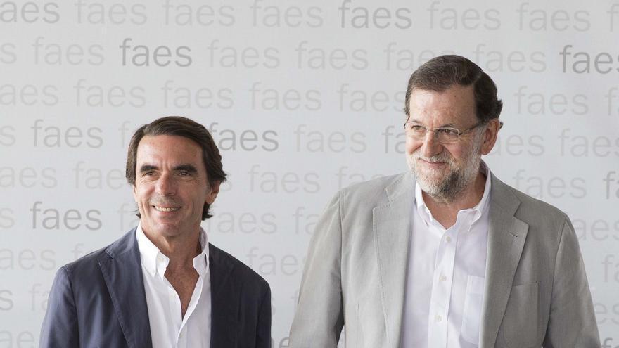 Aznar i Rajoy assistiran a la Convenció del PP a València