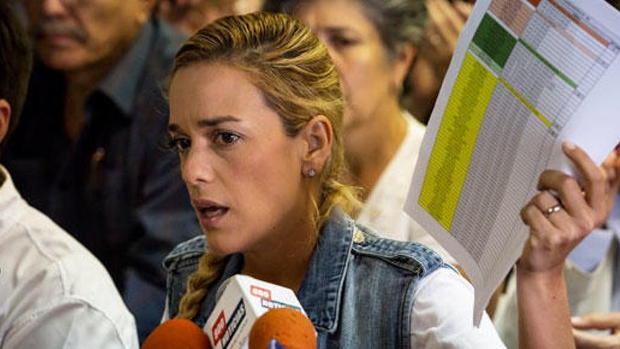 Exigen a Maduro una prueba de vida de Leopoldo López
