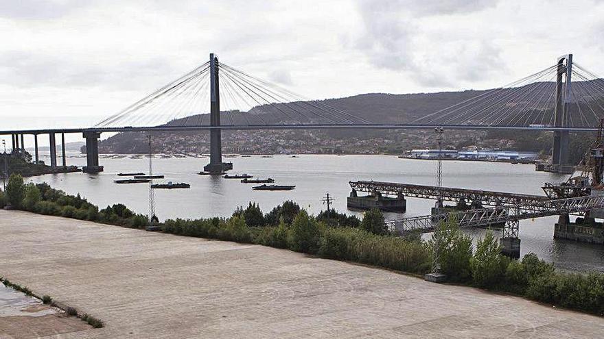 El retraso del Plan de Usos del Puerto frena la llegada de industrias a Rande