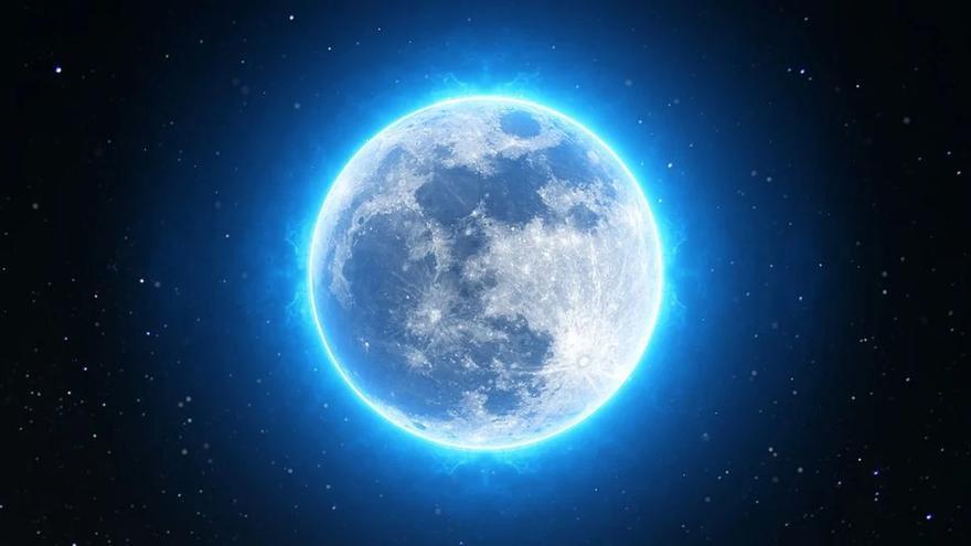 Luna Azul en Castellón: qué es y cuándo se podrá ver