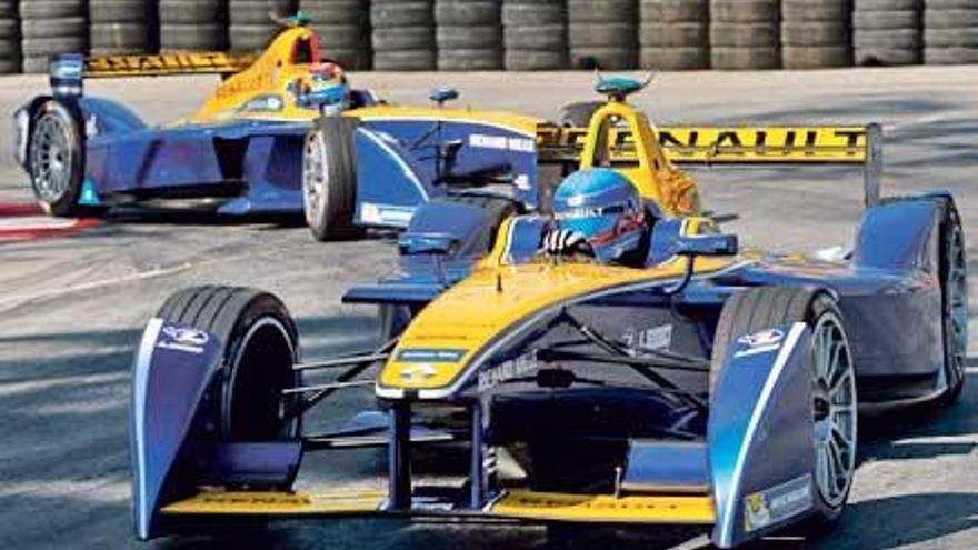 Renault, campeón de la Fórmula E