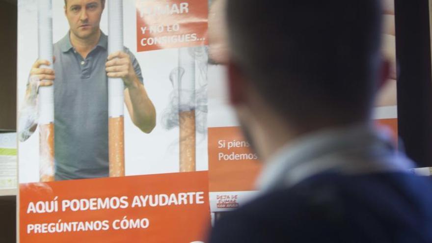 El consumo de tabaco dispara los ingresos en el hospital por tumores respiratorios en un año