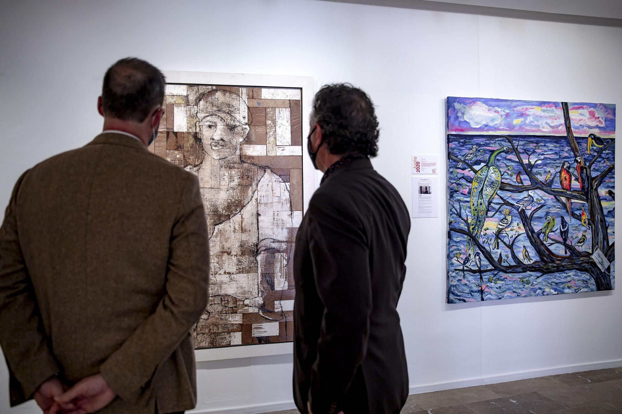 El Centre de Cultura Sa Nostra abre la muestra 'doce'
