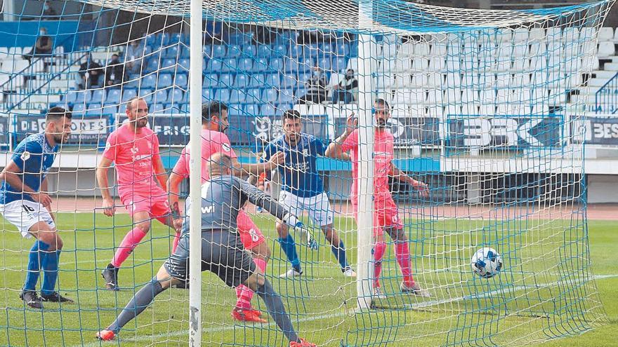 El Poblense  se obliga a la victoria ante  el colista Villarrobledo