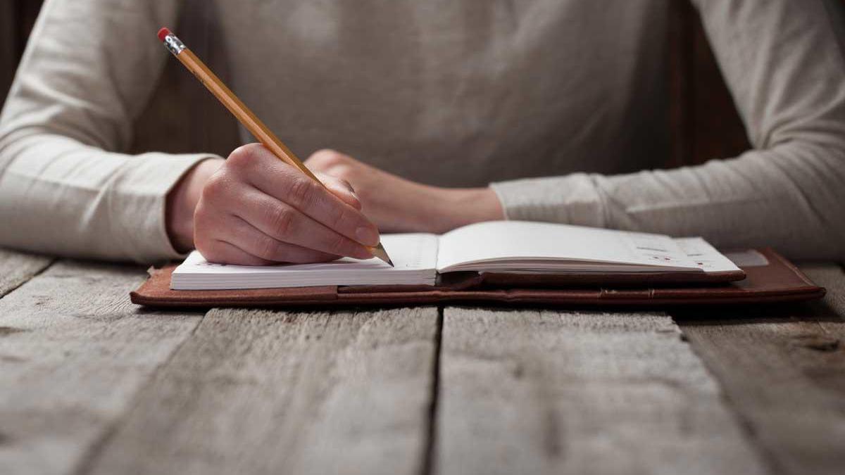 Cómo escribir un libro.