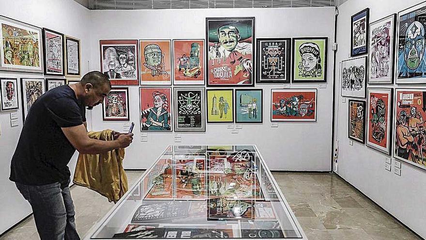 El festival Còmic Nostrum saldrá a la calle con  dos exposiciones
