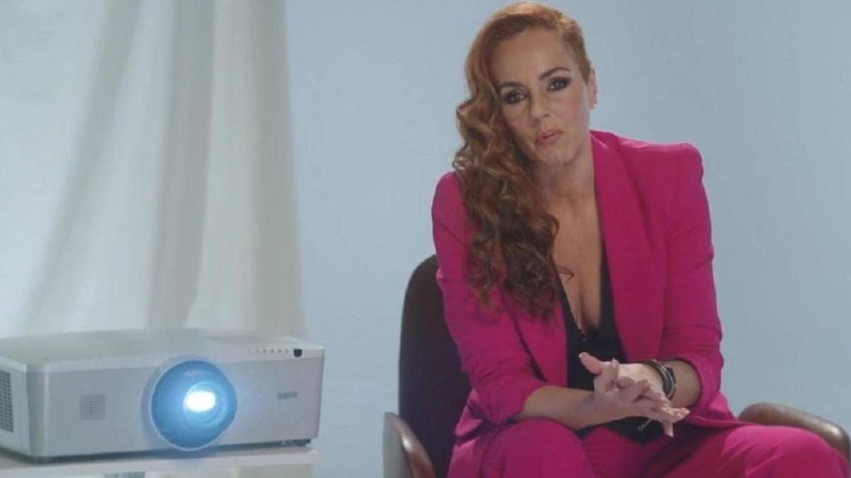Rocío Carrasco, en 'Rocío, contar la verdad para seguir viva'.