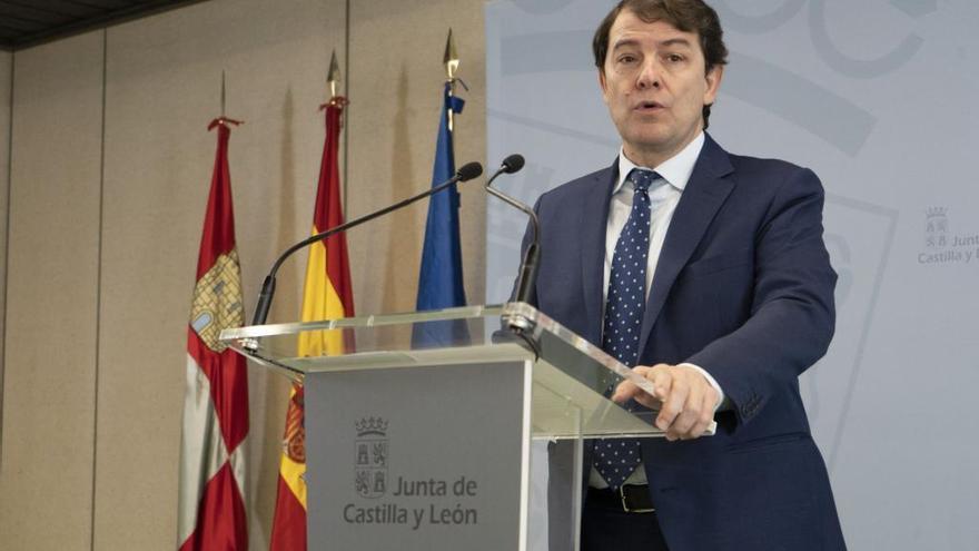 Mañueco anuncia un plan de 220 millones que beneficiará a 50.000 autónomos