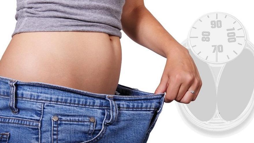 Los dos sencillos cambios que tienes que hacer para perder más de 10 kilos de peso en un mes sin esfuerzo