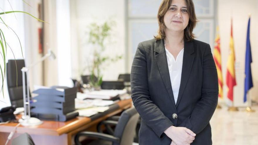 Rosa Pérez optará a un segundo mandato al frente de EUPV en la asamblea de diciembre