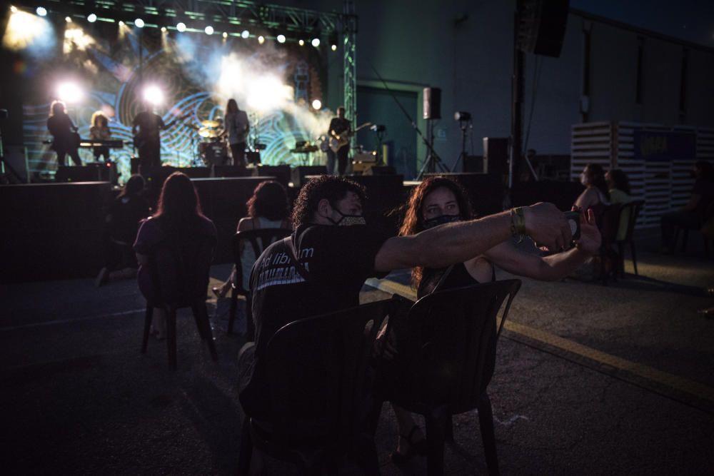 Concert de Sopa de Cabra al Vibra Festival