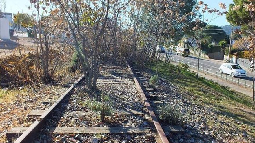 IU propone que el trazado ferroviario de Cerro Muriano sea vía verde