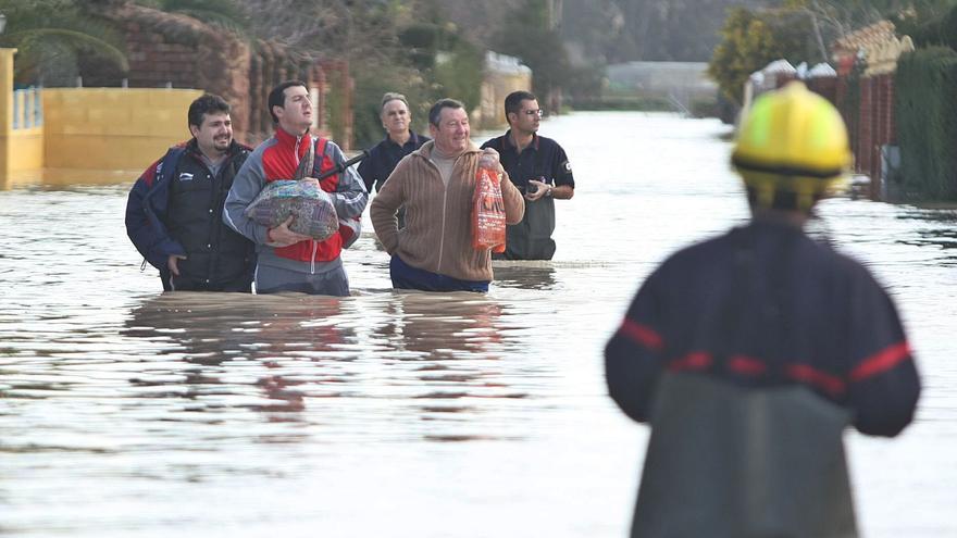 Los desastres naturales vividos