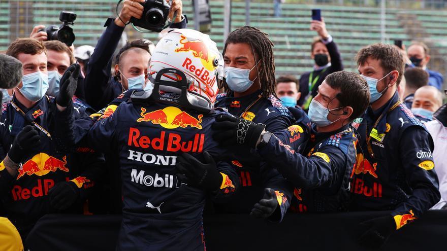 Fórmula 1: Verstappen gana en el Gran Premio de Emilia-Romaña