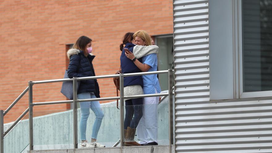El conductor de ambulancias mató al enfermero de Alcalá porque creía que mantenía una relación con su novia