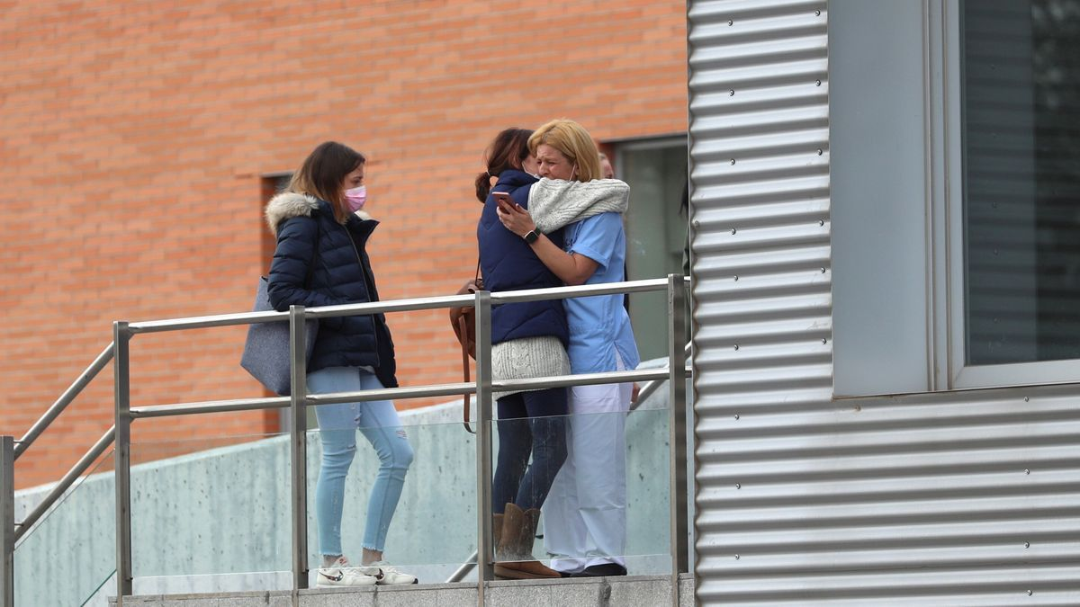Urgencias del hospital Príncipe de Asturias de Alcalá de Henares