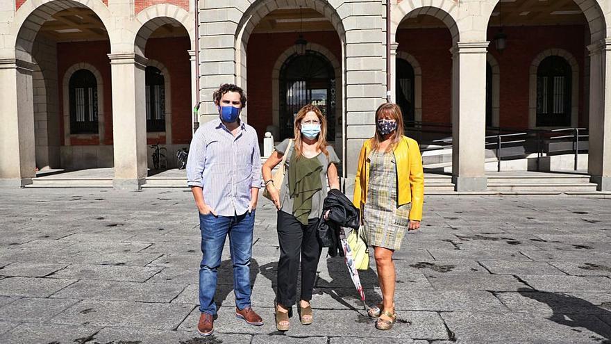 El PP de Zamora pide mantener las terrazas que ocupen plazas de zona azul