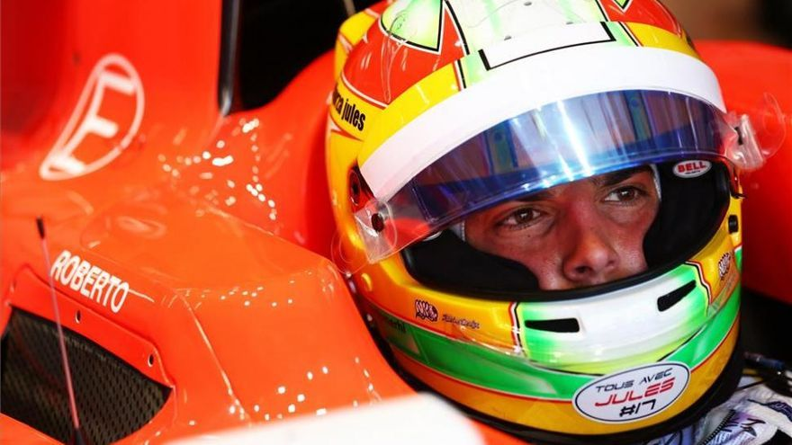 Merhi mejora el segundo día de test en Paul Ricard