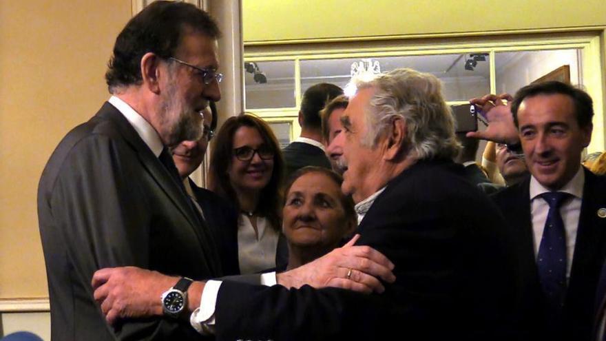"""Rajoy, sobre la corrupción: """"Quien la hace la paga, como se está demostrando"""""""