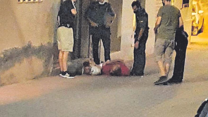 Un detenido por apuñalar a un joven de 19 años en Castellón